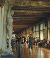 佛罗伦萨乌菲兹美术馆